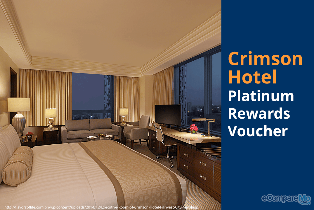 Crimson Hotel Platinum Rewards Voucher