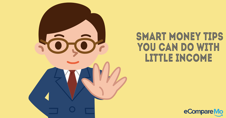 Five Smart Money Tips You Can Do With Little Income