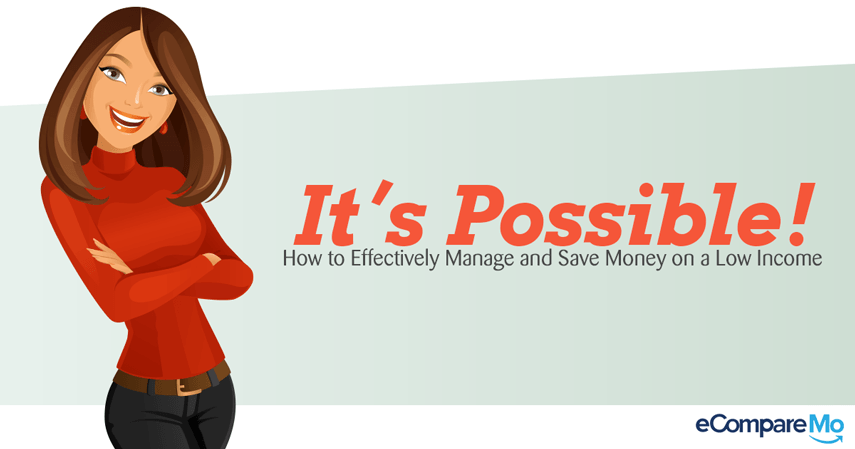 It's Possible! How to Effectively Manage and Save Money on a Low Income
