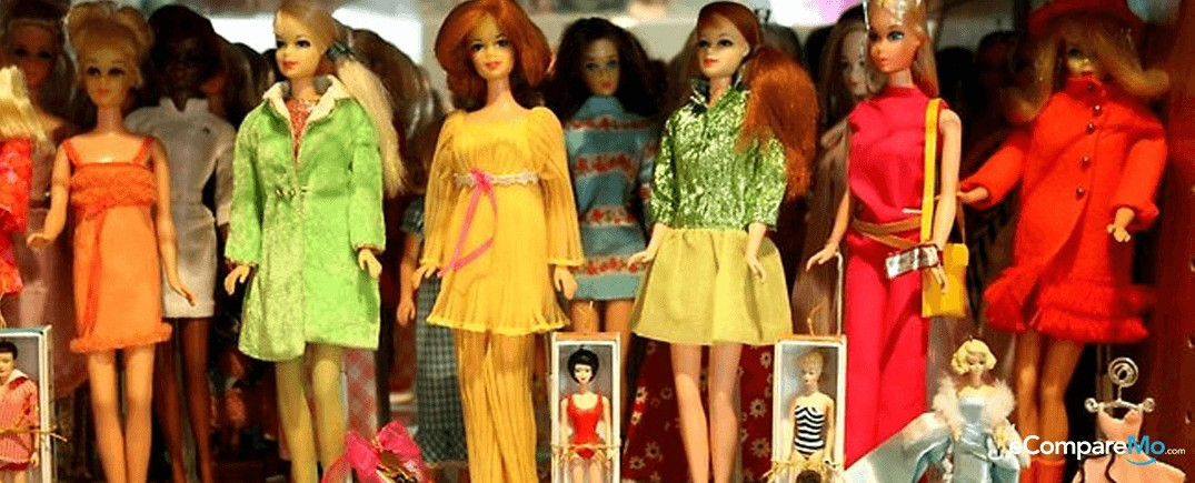 Barbie doll set Philippines investment