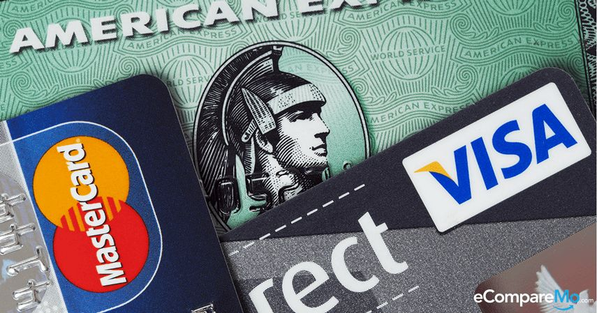 how to tell the difference between credit and debit card
