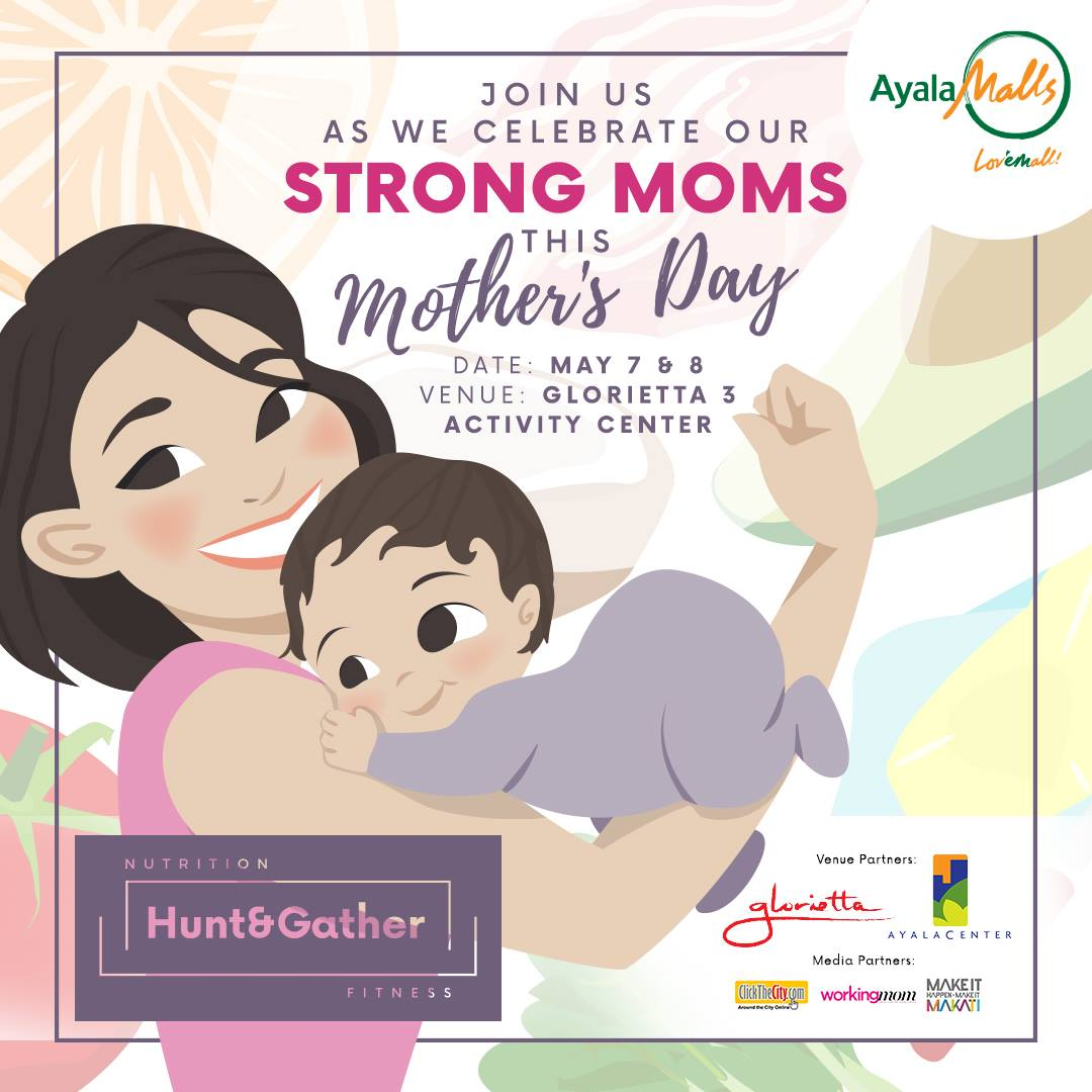 #GloriettaStrongMoms