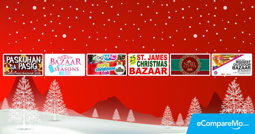 Christmas Bazaars 2016