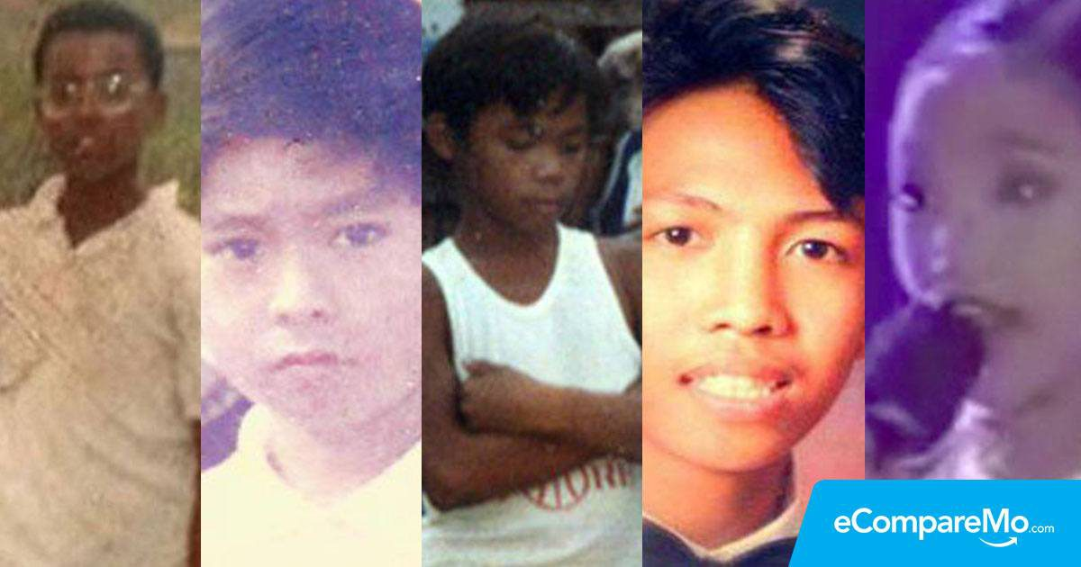 Pinoy Celebrities Who Went From Rags To Riches ECompareMo - 10 celebrities went rags riches